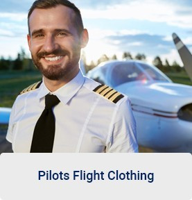 Pilots Flight Clothing