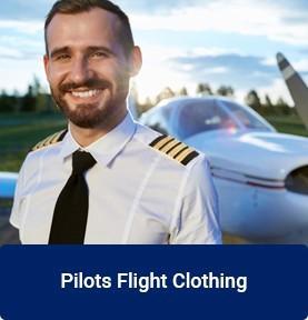 Pilots Flight Clothing
