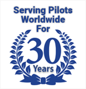 Serving Pilots Worldwide For 30 Years