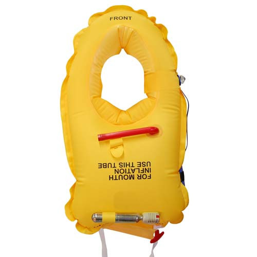 Passenger LifeJacket EASA Approved - Yellow