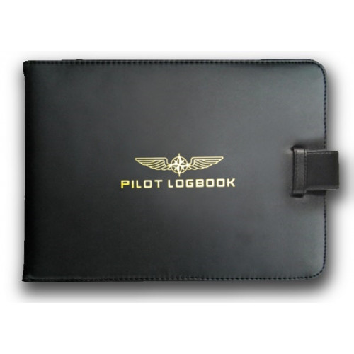 Design4Pilots Logbook Cover for Jeppesen Pro Logbook