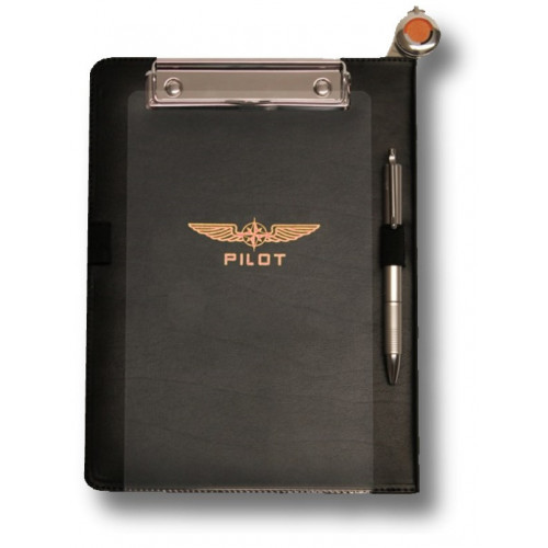 Image of Design4Pilots i-Pilot iPad Kneeboard