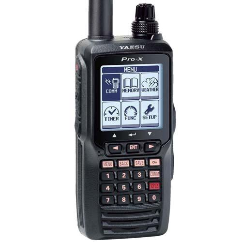 Yaesu FTA-550 AA Handheld VHF Transceiver