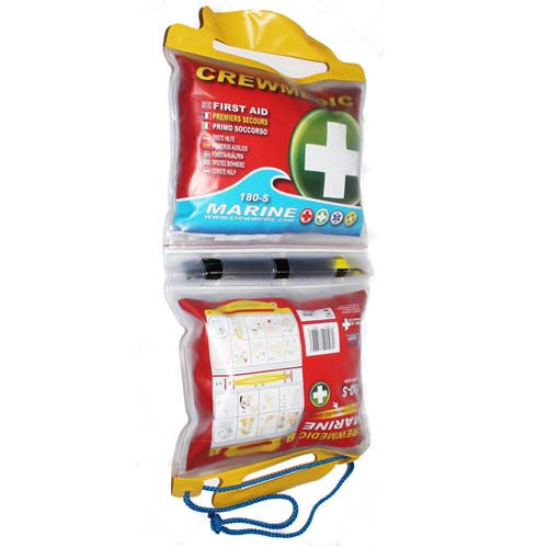 CrewMedic 180S First Aid Kit
