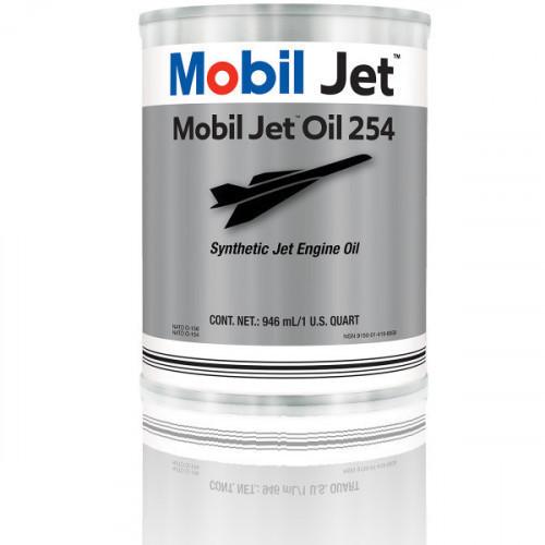 Mobil Jet Oil 254 - 1 US Quart