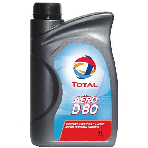 Total Aero D80 - 1 Litre Bottle