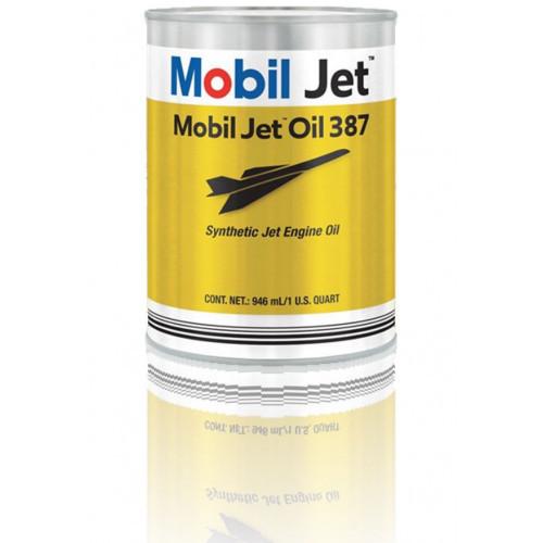 Mobil Jet Oil 387 - 1 US Quart