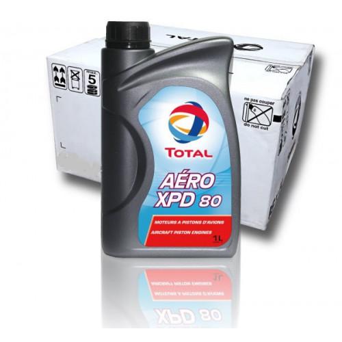 Total Aero XPD 80 - Case of 18 Litre Bottles