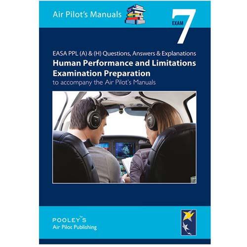 Human Perf & Lim Exam Preparation PPL Q&A Vol 7