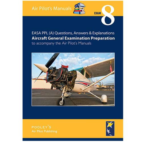 Aircraft General Exam Prep - PPL Q&A Vol 8