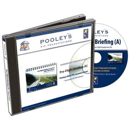CD ROM - Pre-Flight Briefings Powerpoint