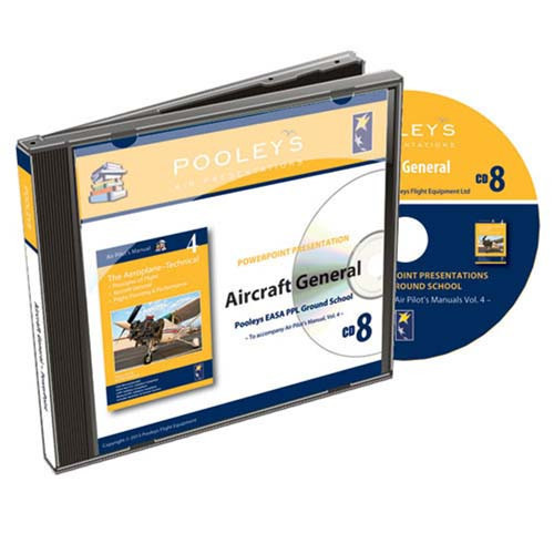 CD ROM -Aircraft General Powerpoint