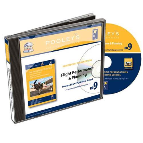 CD ROM - Flight Performance & Planning Powerpoint