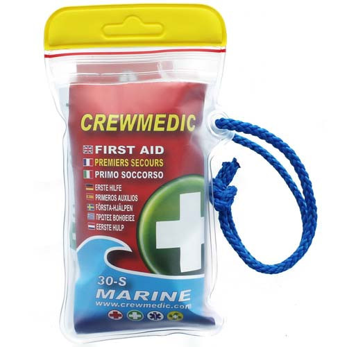 CrewMedic 30S First Aid Kit