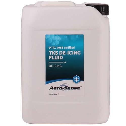 Aero-Sense TKS De-icing Fluid 10Lt