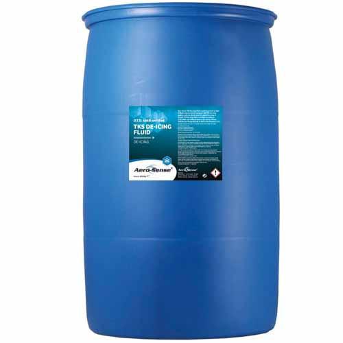 TKS de-icing fluid 200Lt