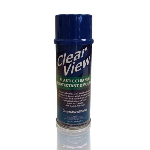13oz Clearview Plastic Polish