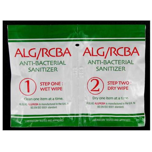 ALG/RCBA Anti Bacterial Sachets (1000 Wipes)
