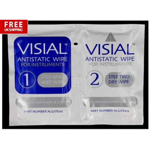 ALG/CR215 Visial Antistatic Sachets (1000)