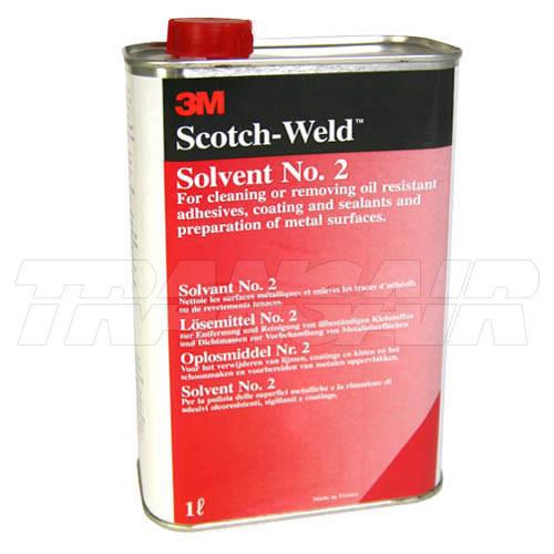 3M Solvent NO.2 1Lt