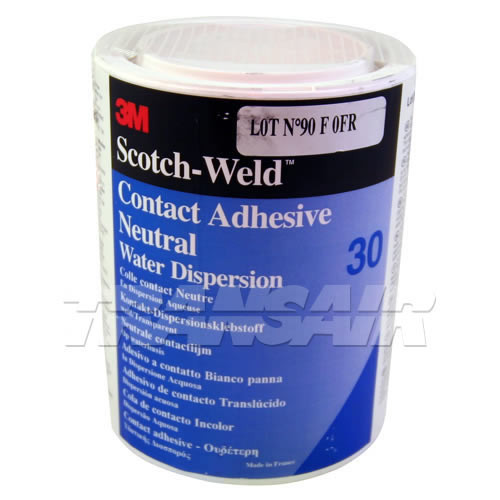 3M Scotchweld 30 Clear 1Lt