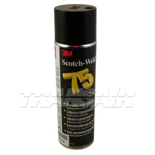 3M NO.75 Spray Adhesive 500ML