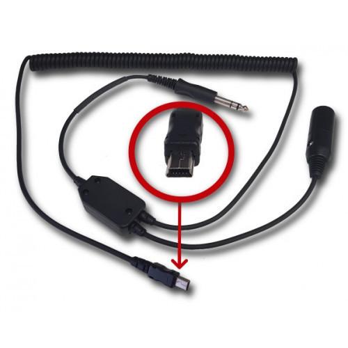 PA80GP Standard GA Plugs Audio Adaptor For Go Pro