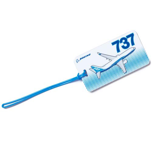 737 Luggage Tag
