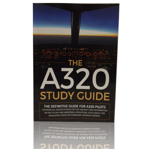 The A320 Study Guide - Front Cover
