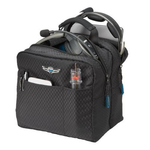 Sporty's Flight Gear Dual Headset Case