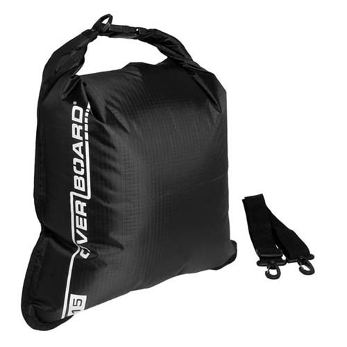 Slim Grab Bag Black 15L