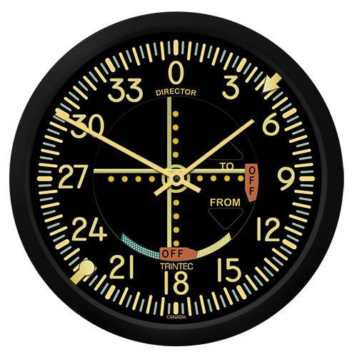 """10"""" Wall CLock-VOR Indicator"