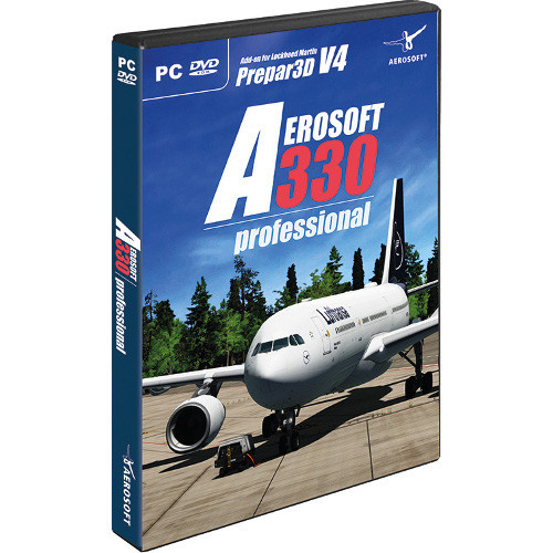 Aerosoft Airbus A330 Professional Cover