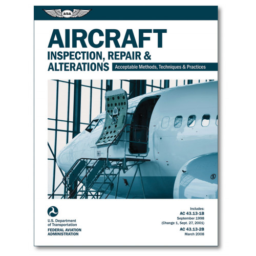 ASA Aircraft Inspection, Repair and Alterations