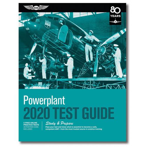 ASA Powerplant 2020 Test Guide