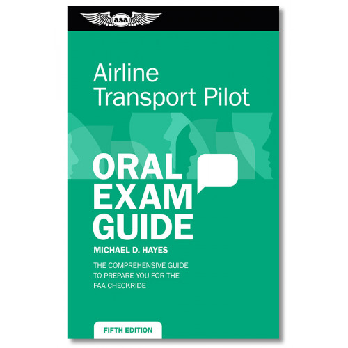 ASA Airline Transport Pilot Oral Exam Guide