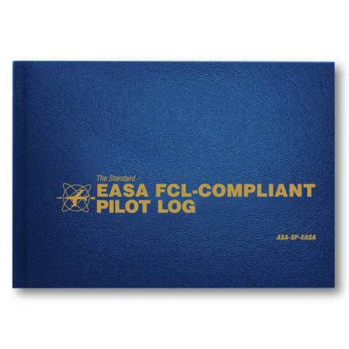 ASA The Standard EASA FCL-Compliant Pilot Logbook