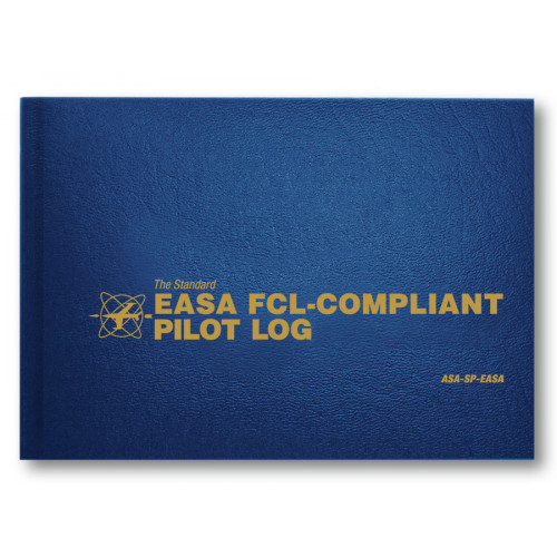 ASA The Standard EASA FCL-Compliant Pilot Logbook