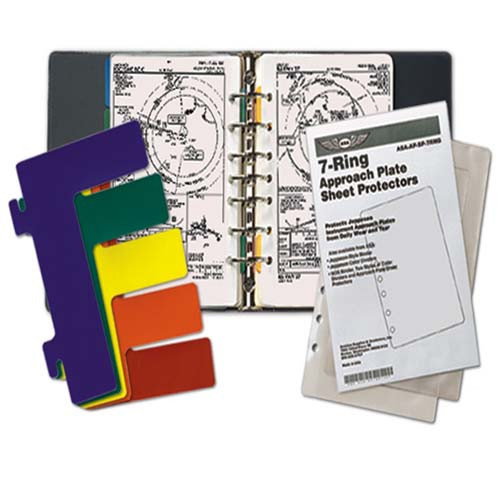 ASA 7 RING Binder Kit