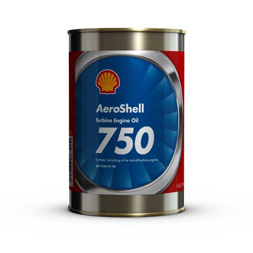 AeroShell Turbine OIL 750 - 24 x 1 US Quart