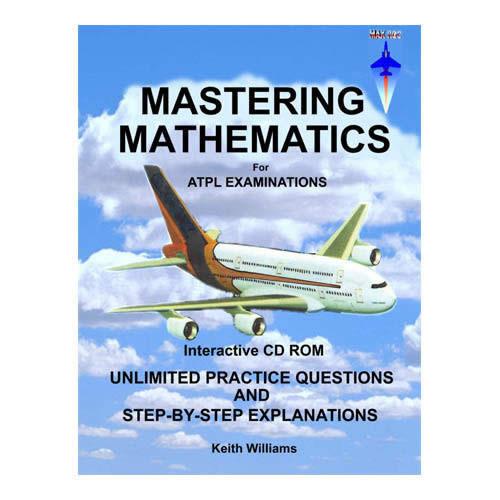 CD ROM - ATPL Mastering mathermatics