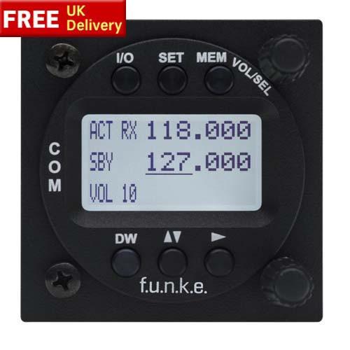 Funke ATR833-II LCD VHF Transceiver