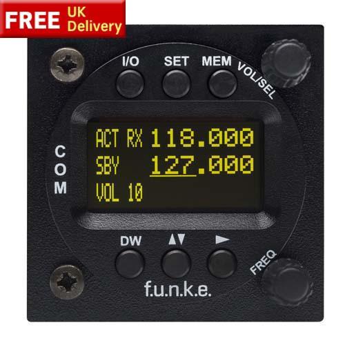 Funke ATR833-II OLED VHF Transceiver