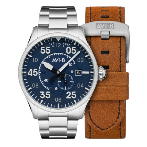 AVI-8 Type 300 Spitfire Pilots Watch