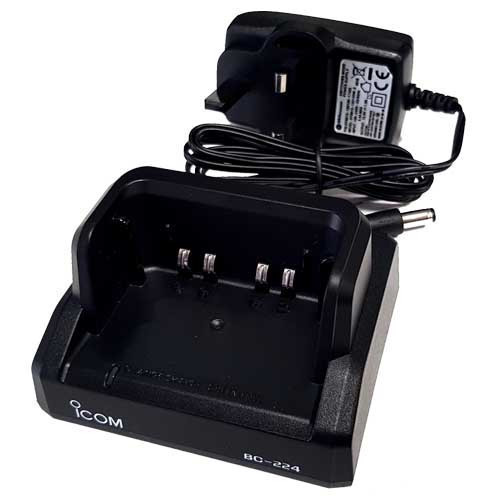 Icom IC-A25 Rapid Charger