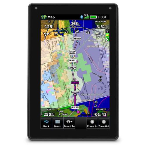 Garmin aera 760 Portable Aviation GPS