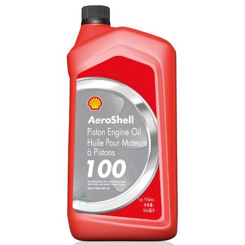 AeroShell Oil 100 1 USQ Bottle