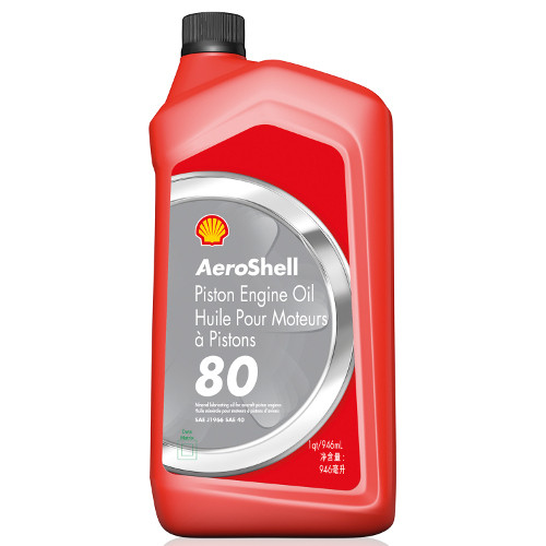 AeroShell Oil 80 1 USQ Bottle