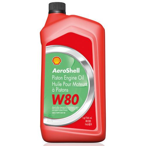 AeroShell W80 1USQ Bottle