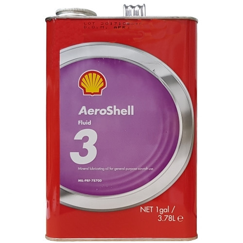 AeroShell Fluid 3 - 1 US Gallon